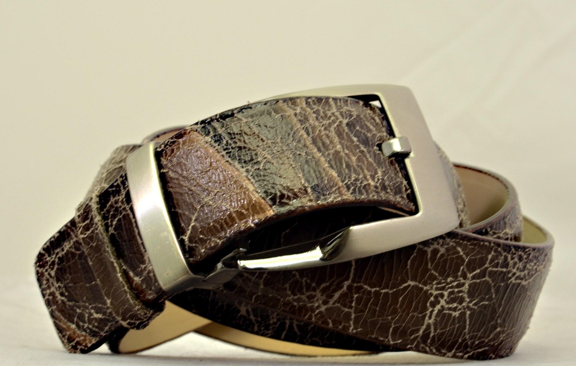 Men Leather Belt-0