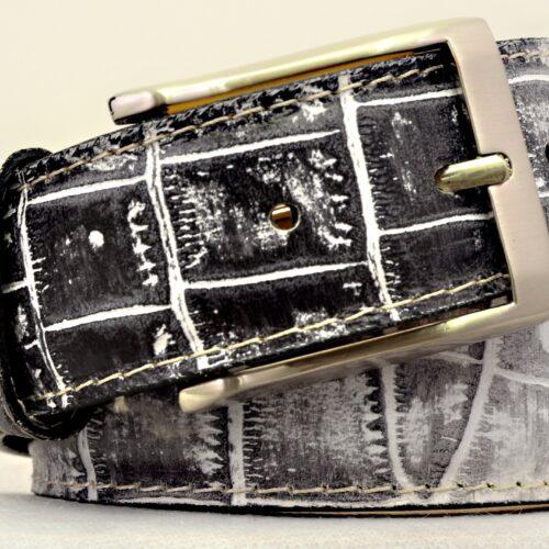Men Leather Belt-331