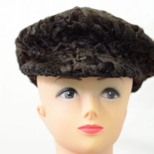Women Furs Hat-183