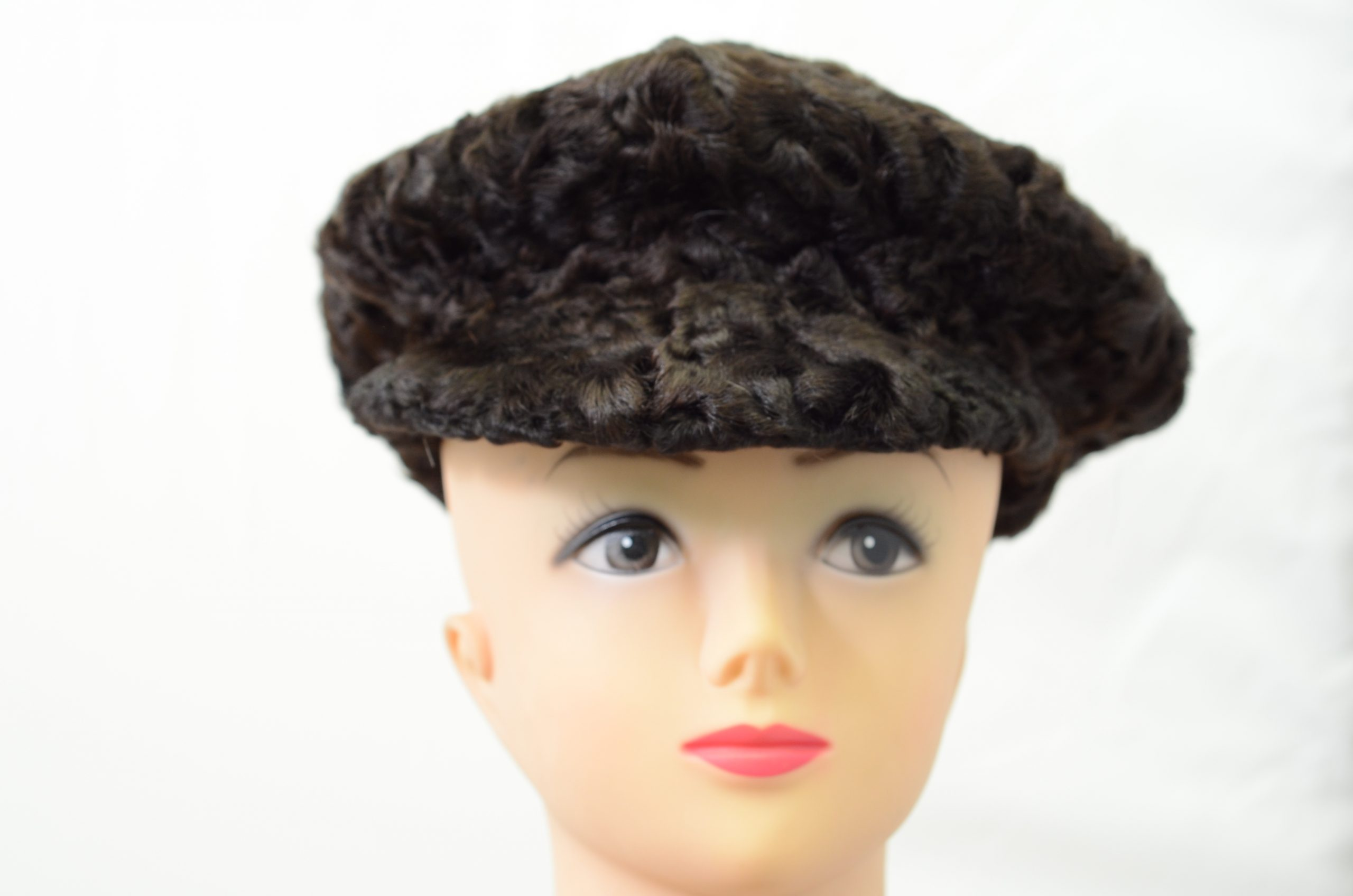 Women Furs Hat-183