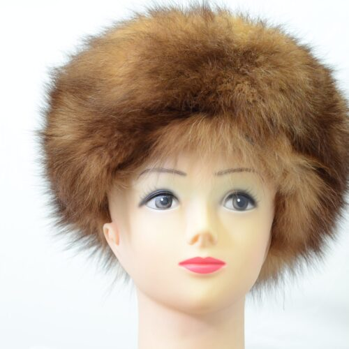 Women Furs Hat-0