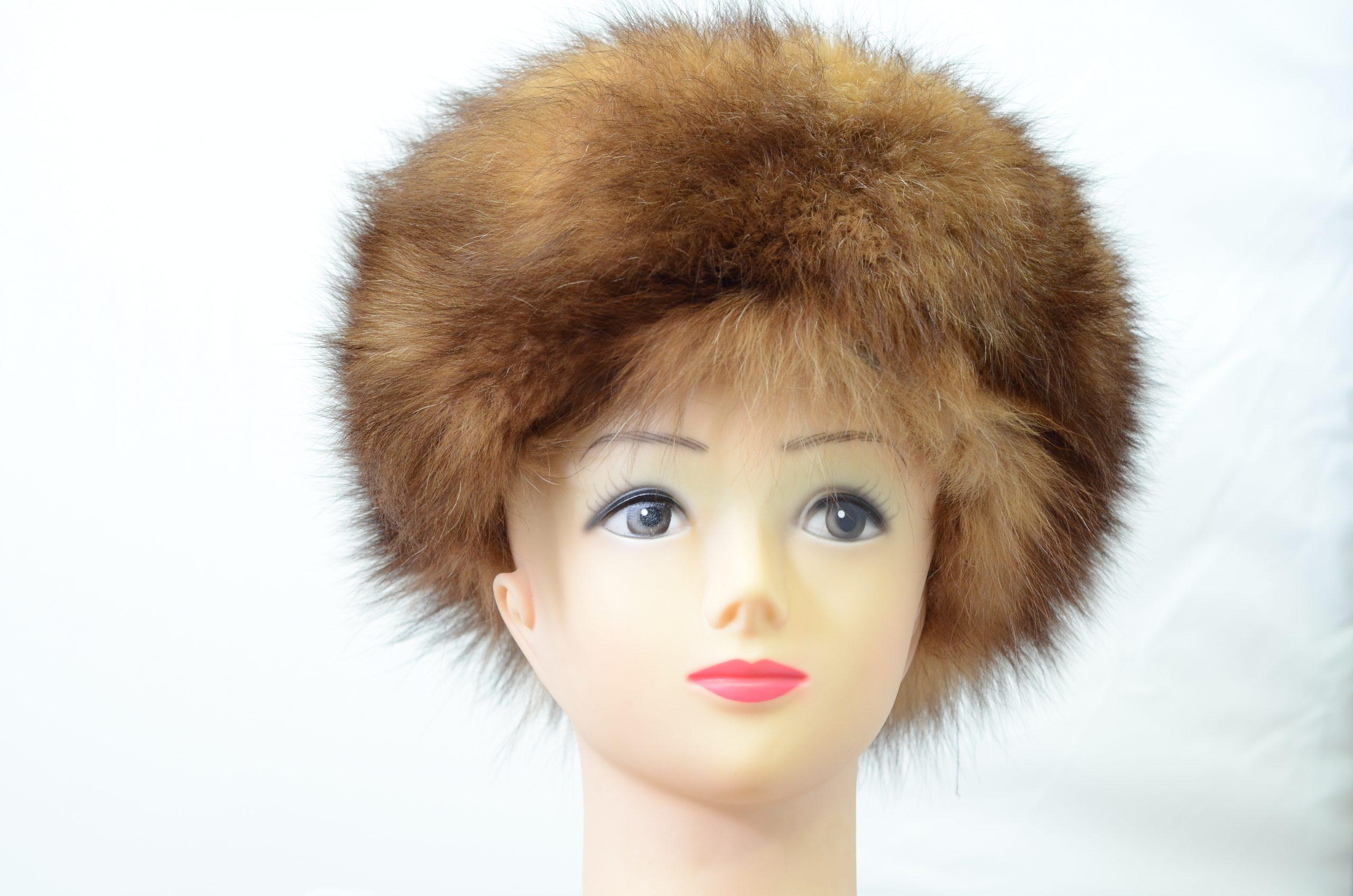 Women Furs Hat-0