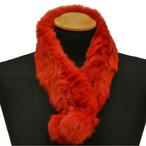 Women Furs Scarve-0