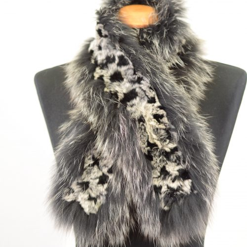 Women Furs Scarves-175