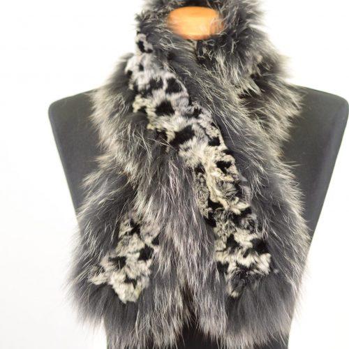 Women Furs Scarves-175