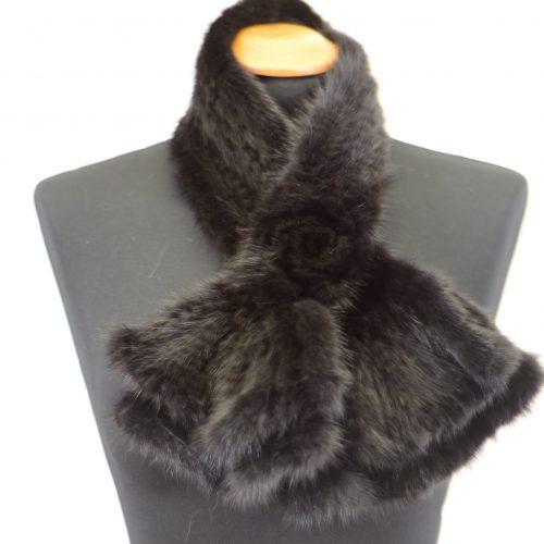 Women Furs Scarves-173