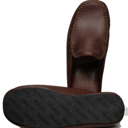Men Leather Slippers-944