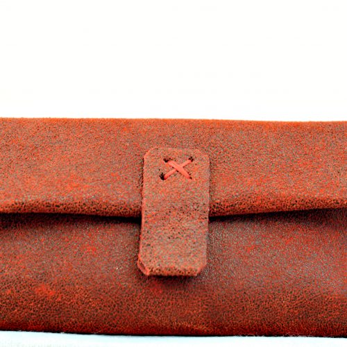 Women Leather Tobacco Case-199