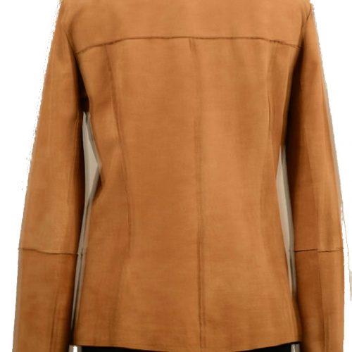 Women Jacket Suede-417