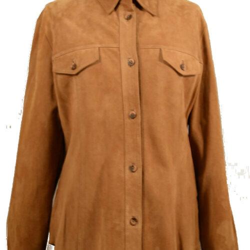 Women Jacket Suede-415