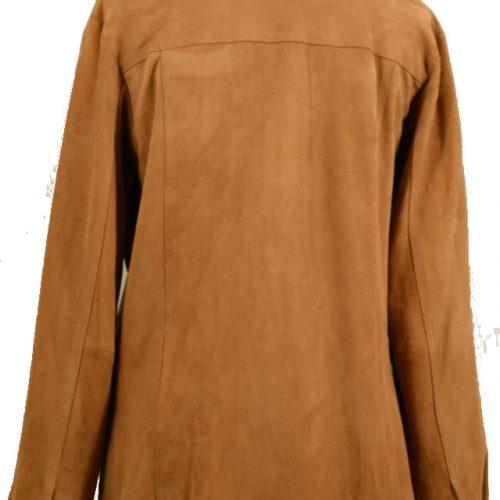 Women Jacket Suede-0