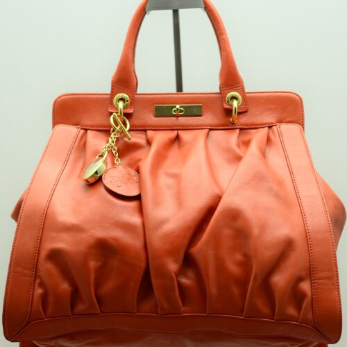 Women Leather Bag-324