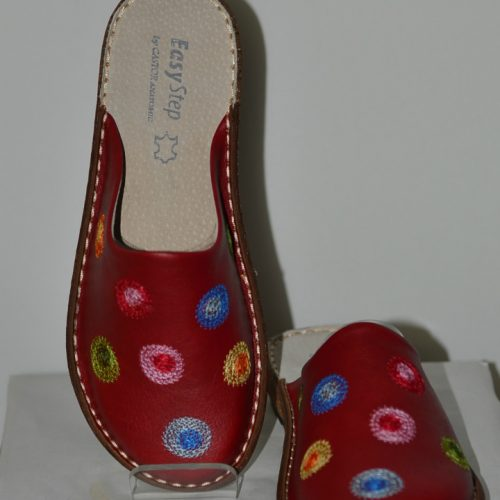 Women Leather Slippers -1759