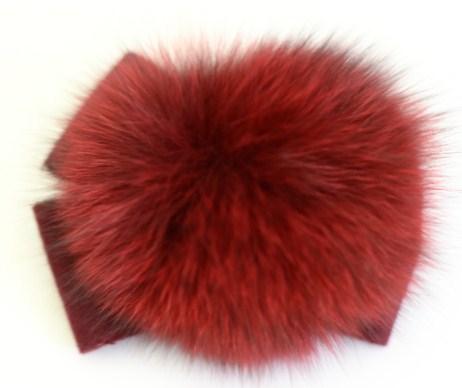 Furs Brooch-504