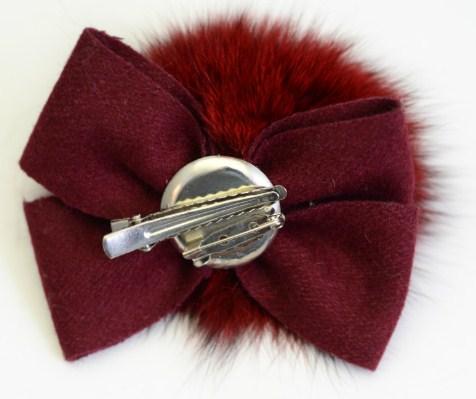 Furs Brooch-0