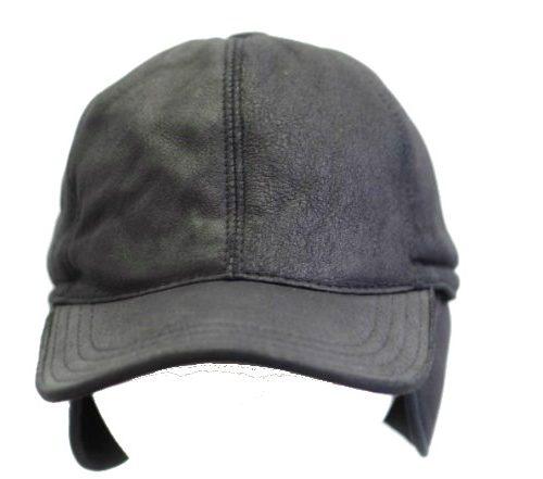 Men Leather Hat-529