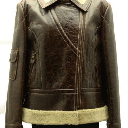 Women Sheepskin Fur-508