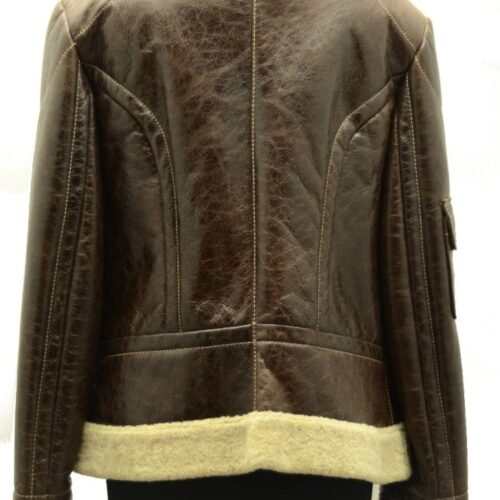 Women Sheepskin Fur-0
