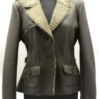 Women Sheepskin Fur-509