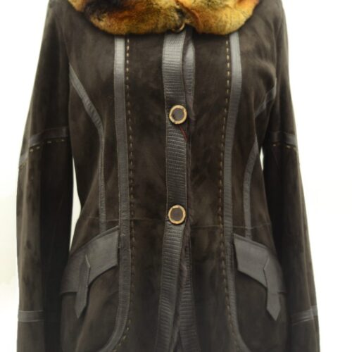 Women Sheepskin Fur-512