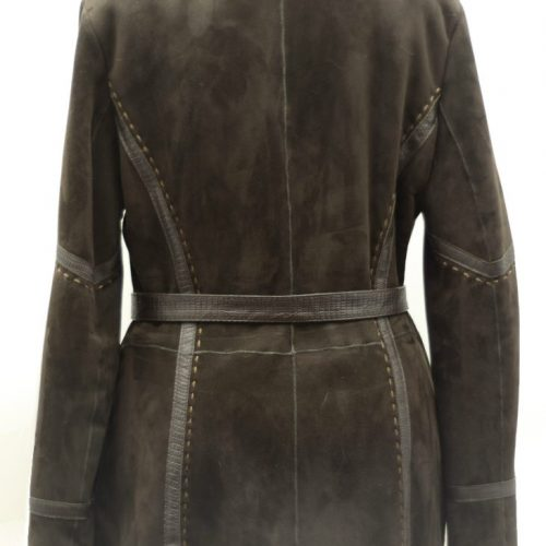 Women Sheepskin Fur-513