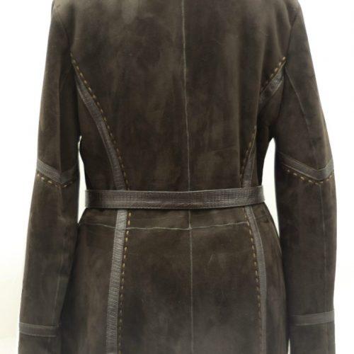 Women Sheepskin Fur-513