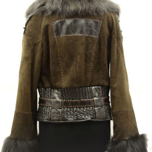 Women Sheepskin Fur-516