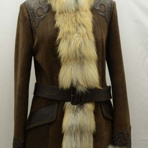 Women Sheepskin Fur-520