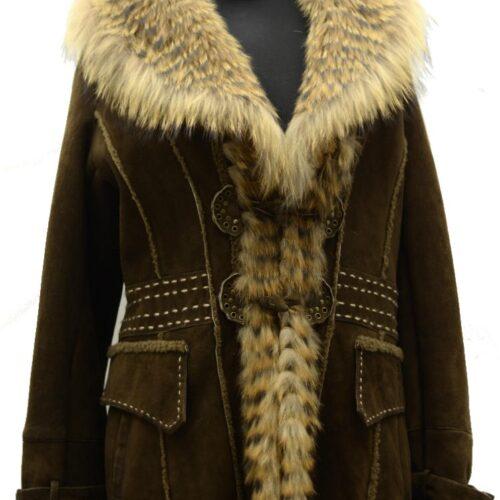 Women Sheepskin Fur-518