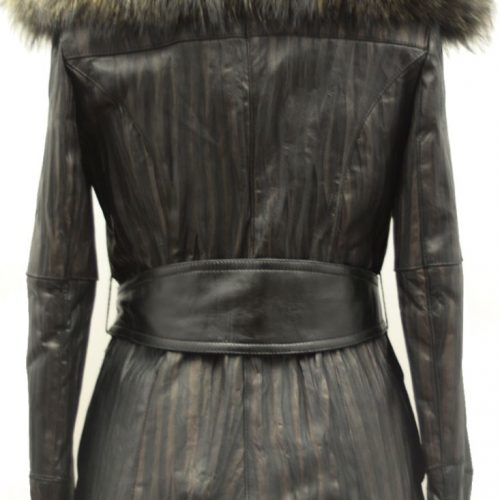 Women Furs Jacket-537