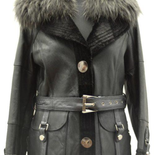 Women Furs Jacket-541