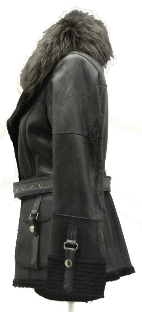 Women Furs Jacket-542