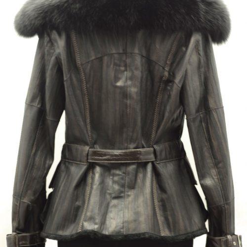 Women Furs Jacket-0