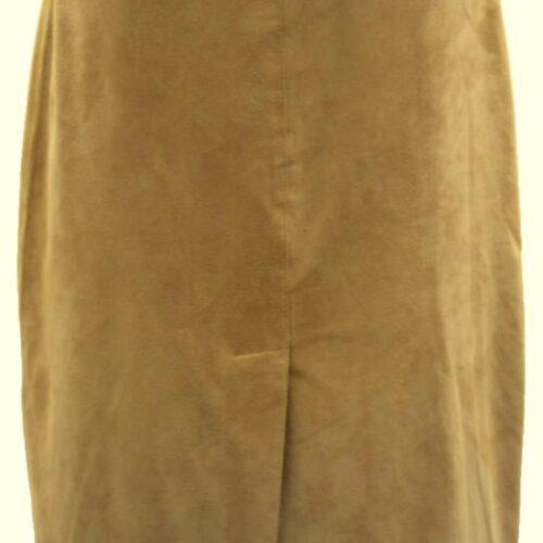 Women Leather Skirt-389