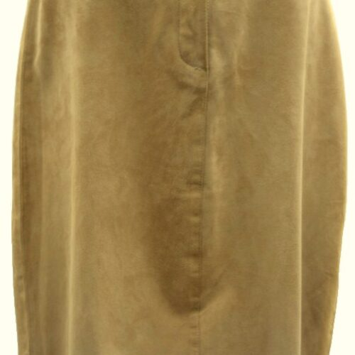 Women Leather Skirt-0