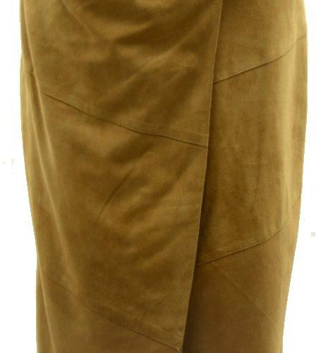 Women Leather Skirt-397