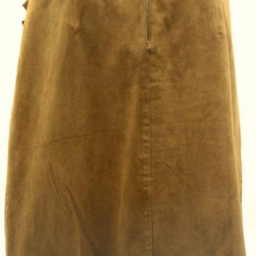 Women Leather Skirt-0