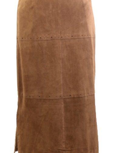 Women Leather Skirt-427
