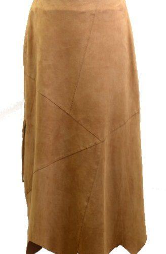 Women Leather Skirt-428