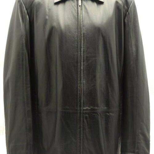 Men Leather Jacket-381
