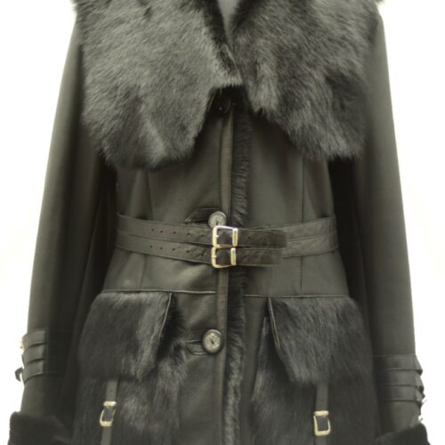 Women Sheepskin Fur-650