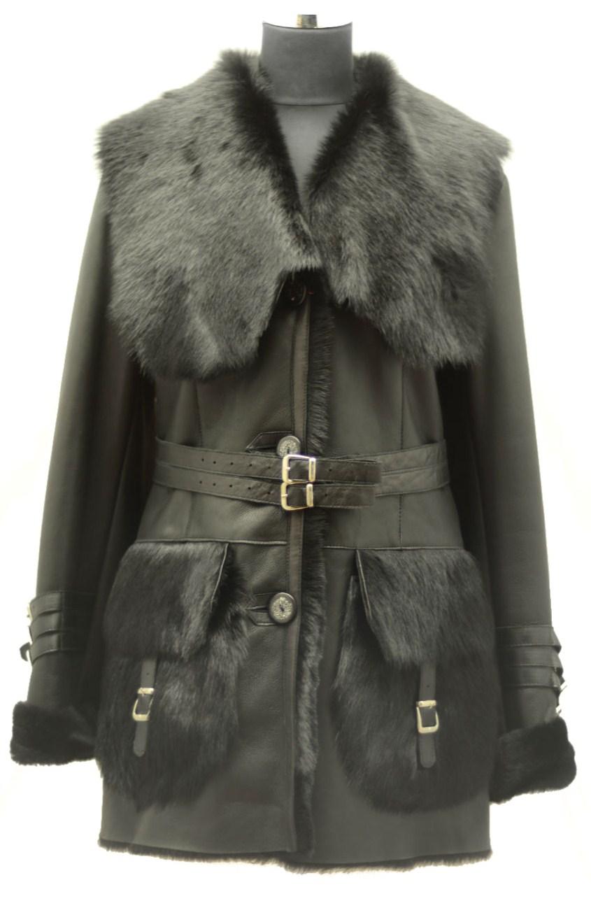 Women Sheepskin Fur-650