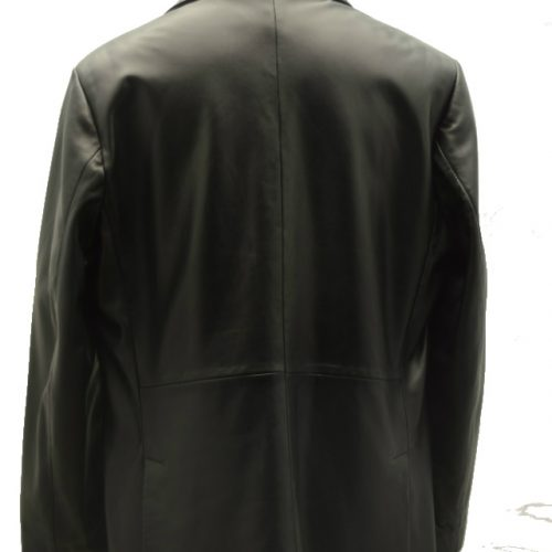 Men Leather Jacket-0
