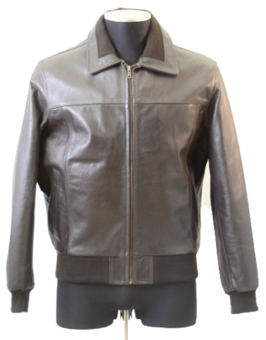 Men Leather Jacket-751