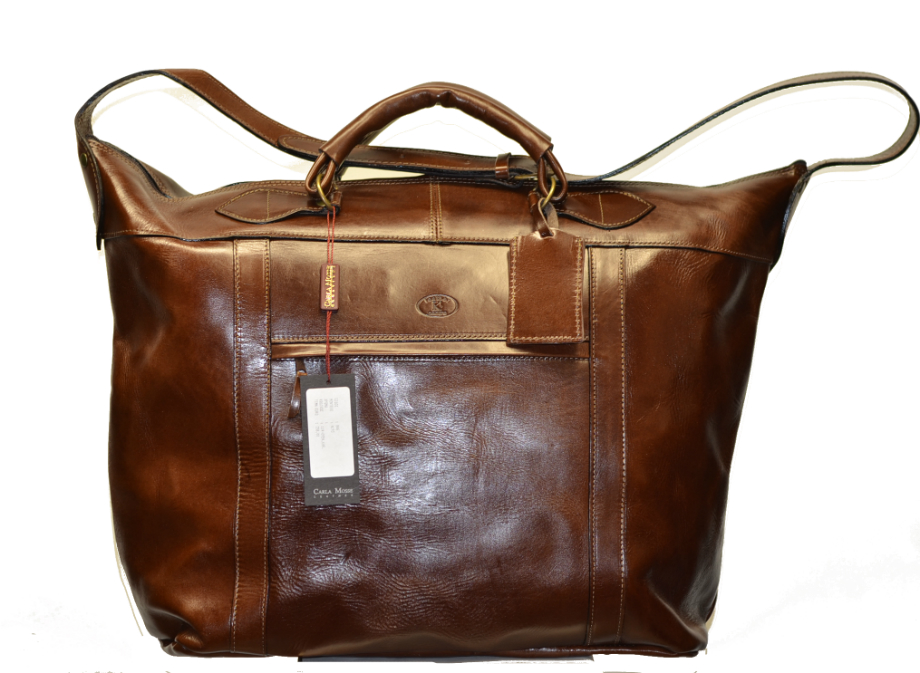 Leather Travel Suitcase-1511