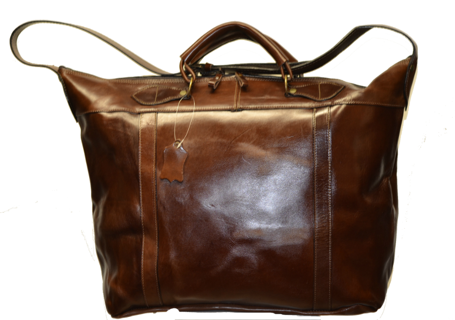 Leather Travel Suitcase-1506