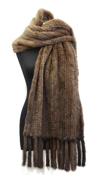 Women Furs Scarves-801