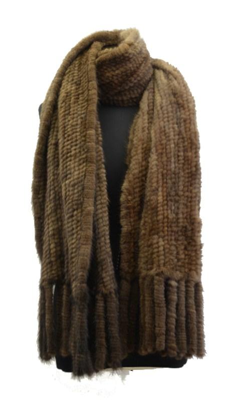 Women Furs Scarves-0