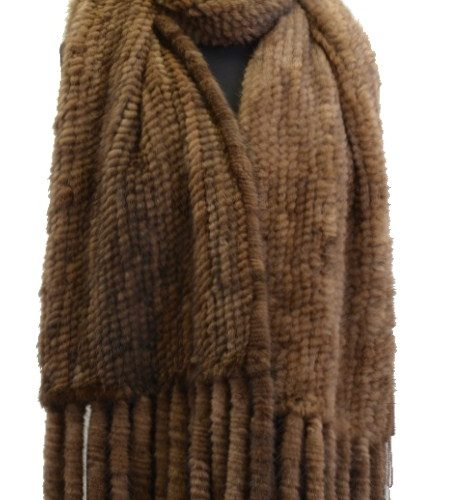 Women Furs Scarves-803