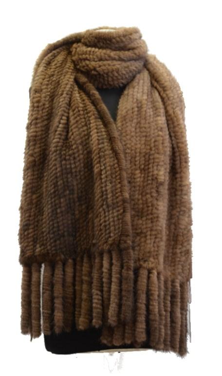 Women Furs Scarves-803